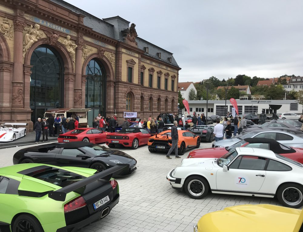 Cars & Coffee 2018